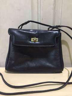 Bellido small leather purse bag