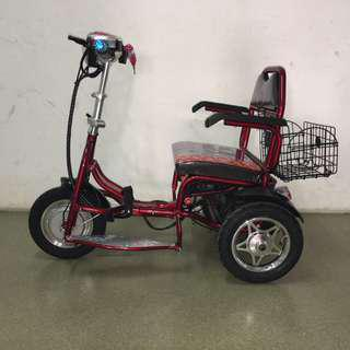 Brand new 3 speed foldable PMD, LTA approved very high torque & speed, lithium battery & smooth throttle control.The slightly longer one is a 2 seater