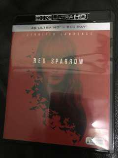 紅雀特工 4K Blu-ray