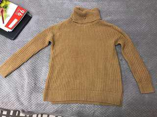Brown knit brand new