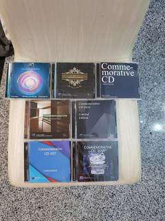 KL International AV Show CD Collection 2012- 2018 Limited Edition