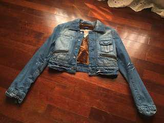 BSK Denim Jacket