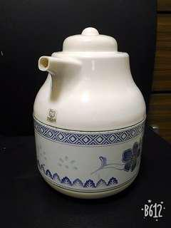 懷舊復古早期日本虎牌保溫瓶 日本製 魔法瓶