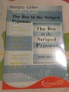 The Boy in the Striped Pyjamas Reading Guide