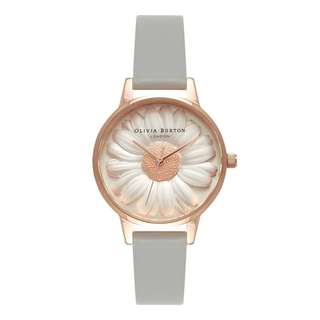 Watches Some QUARTZ Watch Pria And Wanita Jam Tangan. Brands: Yazole . Source · NEW Olivia Burton OB15EG50 Flower Show 3D Daisy Grey & Rose Gold Women's ...