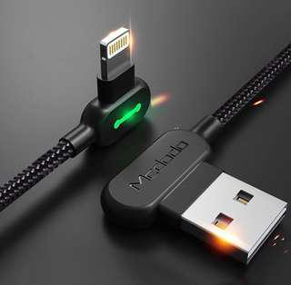 Premium Fast Charging LED Cable