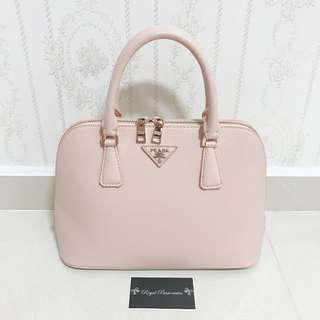 BN Prada Pastel Saffiano Bag