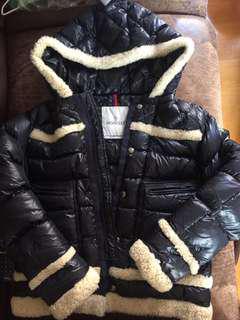 Moncler down jacket 中童羽絨