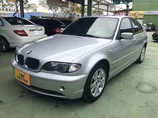 2001年出廠 BMW E46-318 車況優 預售18萬8