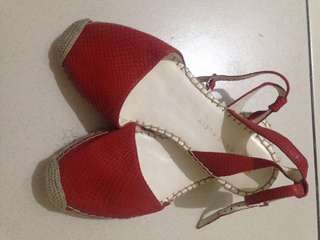 anne klein espadrille flat shoes sandal