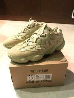 WTS/TRADES Authentic Yeezy 500 Supermoon Yellow!