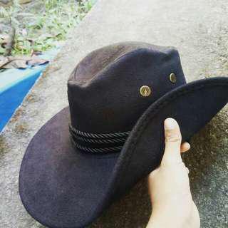 Topi cowboy