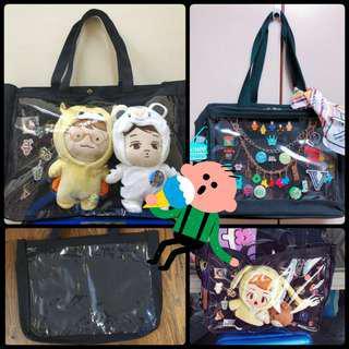 Fandom Deco Bag