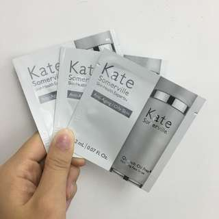 包郵❤Kare Somerville Quench Oil Free Hydrating Face Serum精華2ml x3包