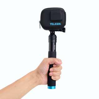 TELESIN Portable Case for GoPro Hero 6 and Similar Size Action Camera
