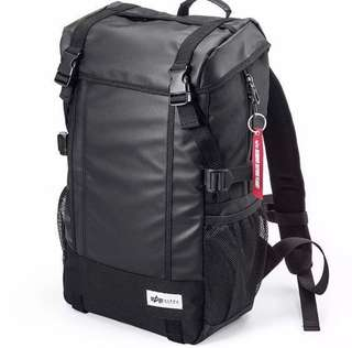 CHEAPEST  Authentic + New Alpha Industries Backpack BLACK 082ebcc60f420
