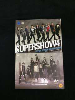 Super Junior DVD
