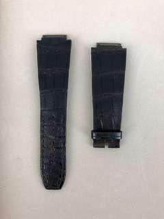 Authentic Richard Mille Dk. Brown Alligator Strap for RM11
