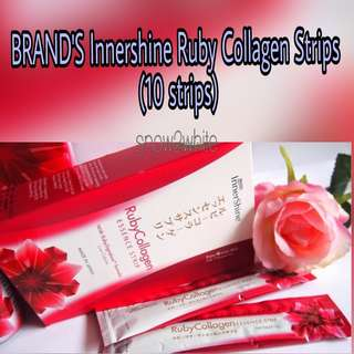 Brand's InnerShine RubyCollagen Essence Strips