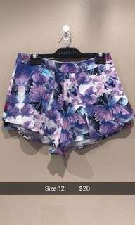 Beautiful colourful shorts