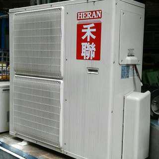 禾聯隱藏式冷氣9000Kcal, 3.6噸 410a冷媒 106年製造