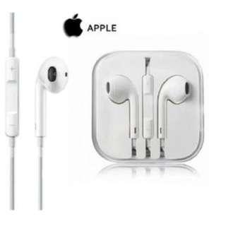 Genuine Apple Earpod 3.5mm Audio Jack for Iphone 6