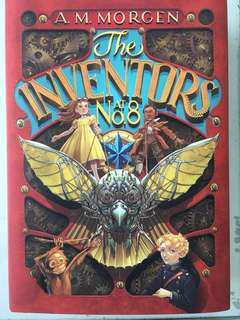 The Inventors at no.8