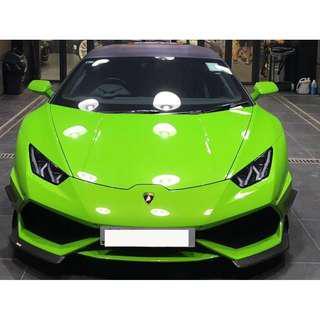2014 Lamborghini Huracán LP610-4