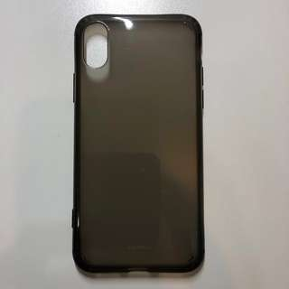 iPhone X Remax Soft Gel Case