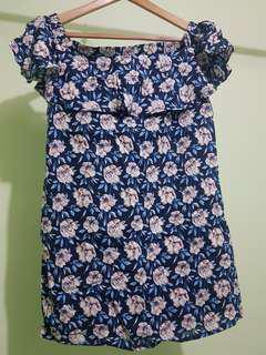 Off-shoulder Dress - BN