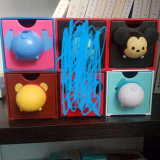 7-11 tsum tsum 百變組合box (可換)
