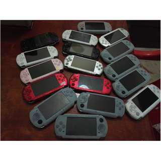 PSP 3000 + 1m warranty