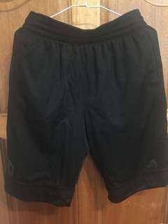 Adidas籃球褲L號