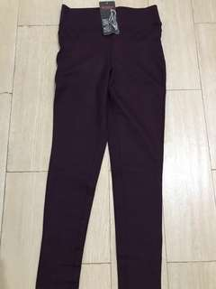 Rodeo Jegging Maroon