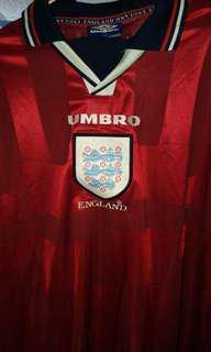 Vintage England Jersey Umbro