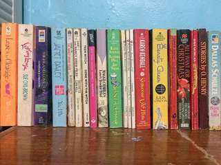 30 BOOKS FOR 500