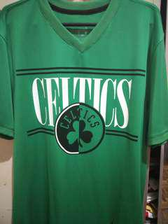 Boston Celtics V-neck Shirt Limited Edition