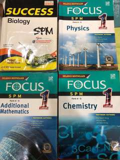 SPM reference book free related activity books