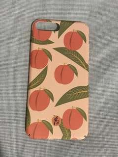 Peach Case for Iphone 7/8 Plus