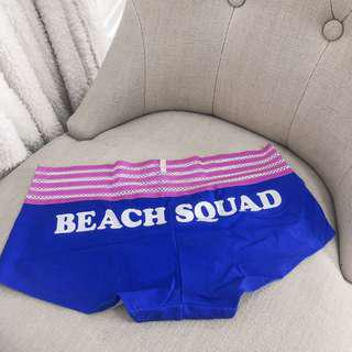 Victorias secret pink panty • authentic vspink underwear • sexy vs lingerie • very cute beach squad