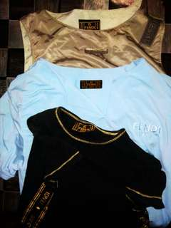 Kombo FENDI 1.dress 2.shirt