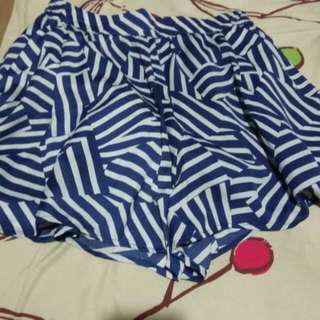 Uniqlo stripe pants