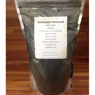 Activated Charcoal 350 grams