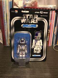 Be@rbrick Star Wars R2-D2 100%