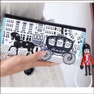 CLEARANCE SALES!! 2017 coach purse wallet ladies around wallet handbag clutch bag lovely zipper bag-mail