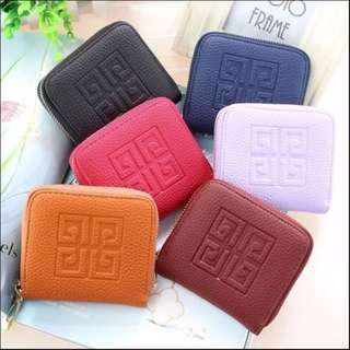 CLEARANCE SALES!! Korean Style Women Mini Purse Wallet
