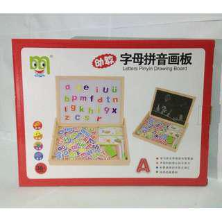 Double Side Drawing and Magnetic Board