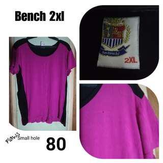 Preloved plus size bench blouse