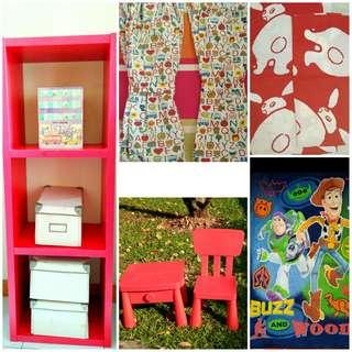 ⭐ Set of kids room (A)
