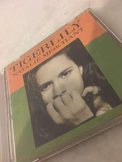 Natalie Merchant - Tigerlily CD